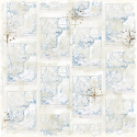 Magnolia - Summer Memories - Scandinavian Map (SKU: FYRNO-MAG-SM40076)