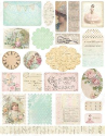 Melissa Frances - 5th Avenue Stickers - Vintage Ephemera (SKU: FYRNO-MF-GN440)