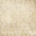 Melissa Frances - Attic Treasures - Kraft Damask (SKU: FYRNO-MF-PA392)