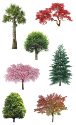 Mrs. Grossman's - The Family Tree Stickers (SKU: FYRNO-MG-199-14835)
