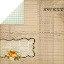 Lost & Found 2 - Sunshine Memories - Sweet Paper (SKU: FYRNO-MME-LF2089)