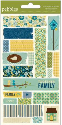Family Ties - Masking Tape Stickers (SKU: FYRNO-PEBB-732151)