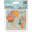 All Aboard Urban Stamps - Map