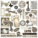 Prima Marketing - Engraver - Chipboard Stickers (SKU: FYRNO-PRI-562786)