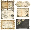 Nature Garden Collection - Journaling Notecards (SKU: FYRNO-PRI-NGAR554880)