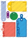"Cuttlebug 5"" x 7"" Embossing Plus - Embossed Tags (SKU: FYRNO-PROVO-37-2000250)"