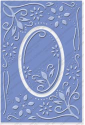 Cuttlebug A2 Embossing Plus Folder - Carly