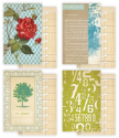 Studio Calico - Anthology Journaling Cards (SKU: FYRNO-SC-0363)