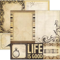 Documented Elements - 4x4 Quotes & 6x8 Photo Mats (SKU: FYRNO-SS-DOCELE-2313)