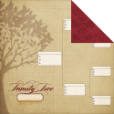 Legacy - Simple Basics - Family Tree 1 (SKU: FYRNO-SS-LEG 5718)
