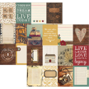 "Legacy - Elements - 3""X4"" Journaling Cards (SKU: FYRNO-SS-LEGELE 5710)"