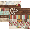 "Legacy - Elements - 2""X12"" & 4""X12"" Border & Titile Strips (SKU: FYRNO-SS-LEGELE 5714)"