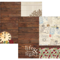 "Legacy - Elements - 6""X12"" Journaling Cards (SKU: FYRNO-SS-LEGELE 5715)"