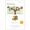 Family Tree Duo Applique & Embroidery Pattern (SKU: FYRNO-SSC-123)