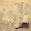 Sugar Tree Papers - Civil War Cannon (SKU: FYRNO-STP-12-KCW11)
