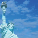 Sugar Tree Papers - Statue Of Liberty (SKU: FYRNO-STP-12-SD150)