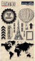 Teresa Collins - Far & Away - Clear Stamps (SKU: FYRNO-TC-FA1023)