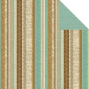 Ancestral Collection - Key Stripe 12 x 12 Double-Sided Varnish Paper (SKU: FYRNO-TPC-ANVP483)