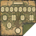 TPC Studio - Memory Lane - Family tree (SKU: FYRNO-TPC-MLDP-641)