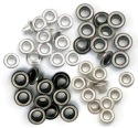 Eyelets - Standard Cool Metal - We R Memory Keepers (SKU: FYRNO-WeR-ES41584)