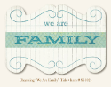 "So Sophie - Charming ""We Are Family "" -  Title (SKU: FYRNO-MME-SS1025)"