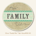 "So Sophie - Clever ""Family Ties"" -  Title (SKU: FYRNO-MME-SS1043)"