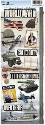 Paper House - World War II Cardstock Stickers (SKU: FYRPH-STCX-0145E)