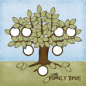 "Scrapbook Customs - Family Tree - 12"" x 12"" (SKU: FYRSCI-34991)"