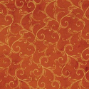Tim Coffey - Fall Orange Scroll (SKU: FYRSEH-KC-30-159808)