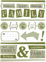 SRM Stickers - Family Free Style (SKU: FYRSEH-SRM-50009)
