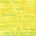Family Tree - Background Paper