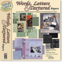 Words, Letters & Textured Papers (SKU: FYRB2B3299)