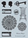 Farmhouse Cling Stamps