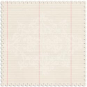Narratives Antique Cream Collection - Line Scalloped (SKU: FYRNO-CI-15859)