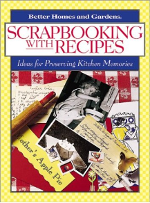 Scrapbooking with Recipes