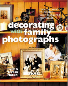Decorating with Family Photographs