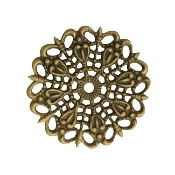 Chantilly Charms - Bliss Antique Brass