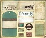 Family Roots Accessories Card - Signature Suite