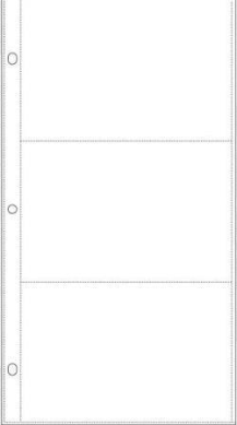 "Page Protectors - 6""X12"" - Side LoadingAmerican Crafts"