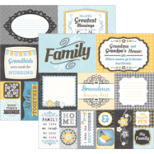 Family Patchwork - Family Cut Apart