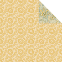 Haven Collection - Jacquard Ochre