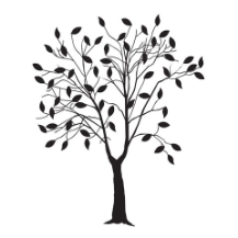 Darice Embossing Plus Folder - Leafing Tree