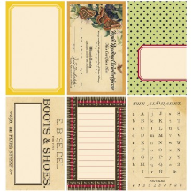 Jenni Bowlin Studio - Family Tree Journaling Cards