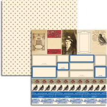 Jenny Bowlin - Wren Collection - Wren Accessory Sheet