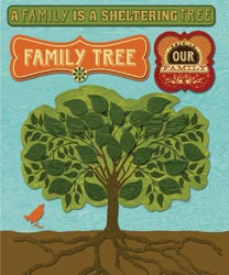 Family Tree - Sticker Medley