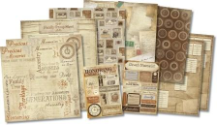 Ancestry - Honoring The Past Scrapbook Kit