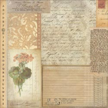 Melissa Frances - Attic Treasures - First Class Mail