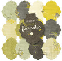 Queen Bee - Flip Notes