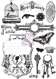 Prima Marketing - Imagenne Stamp Set - Londonerry