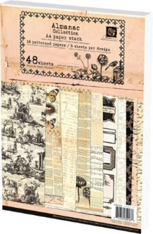 Almanac Collection - A4 Paper Stack